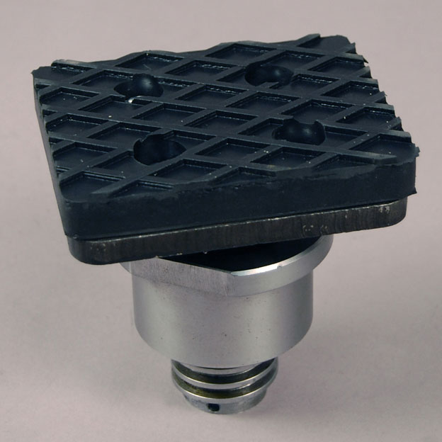 BH-7205-02 Steel Support & Adj Nut Assy GP7/GPO7