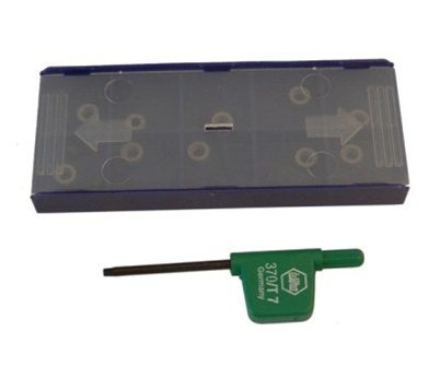 QSP 221-626 OCL Inserts Micro-Round 10 pack ct8700. Includes 6 screws and # 7 torque screwdriver.