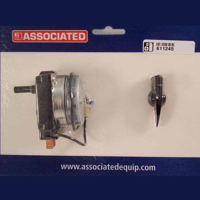 Associated 611245 Timer and Knob