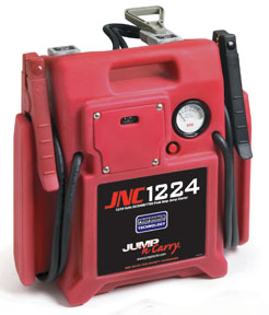JNC1224 Solar Battery Boost Jump Pack