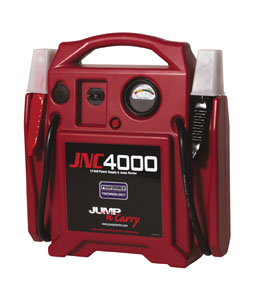JNC4000 Solar Battery Boost Jump Pack
