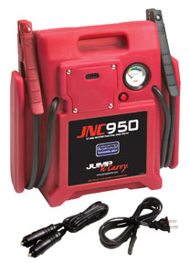 JNC950 Solar Battery Boost Jump Pack