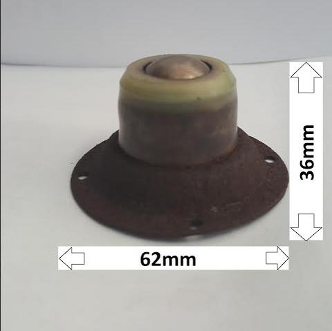 Bend Pak 5575375 Slip Plate Rollers
