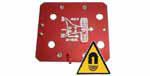 Bosch 977145035 STD ADPTR,ROMESS INCLINOMETER