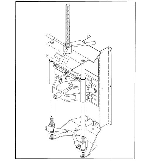 Branick 7200 Strut Compressor Repair Parts