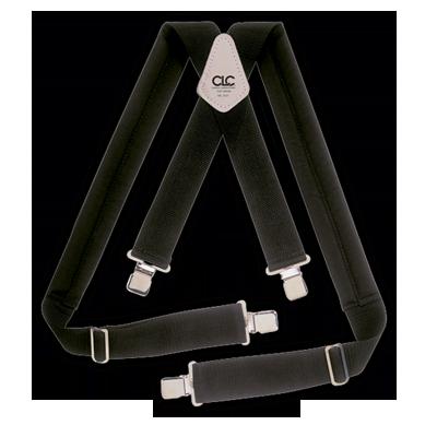 CLC 5121 Padded Work Suspenders