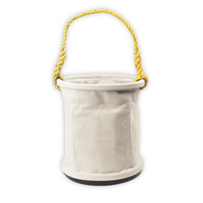 "CLC 103 12"" Plastic Bottom Utility Bucket"