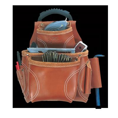 CLC 21683 8 Pocket Nail & Tool Bag