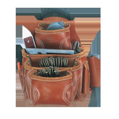 CLC 21684 9 Pocket Nail & Tool Bag