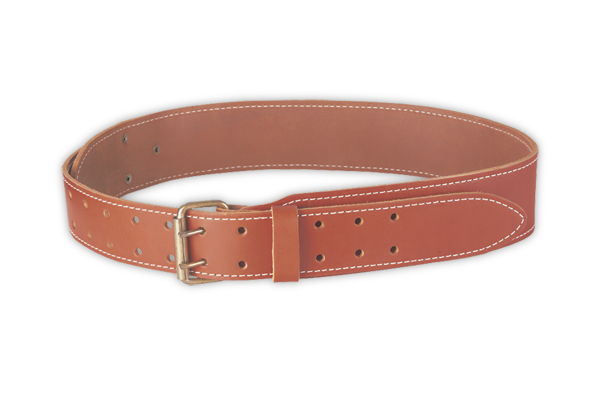 "CLC 21961 2¾"" Tapered Leather Work Belt"