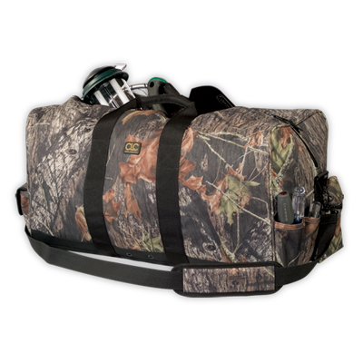 "CLC 1111M 7 Pocket - 24"" Mossy Oak® Gear Bag"
