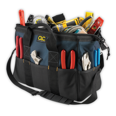 "CLC 1165 22 Pocket - 16"" BigMouth® Bag"
