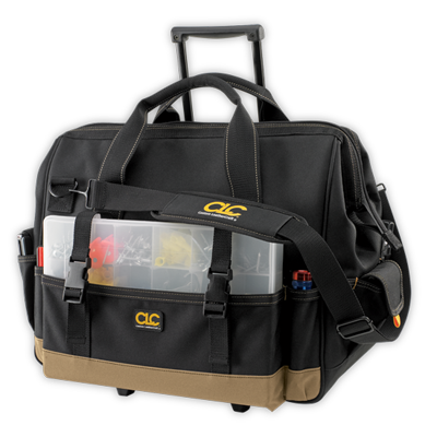 CLC 1168 43 Pocket - Sideglide™ Roller Bag