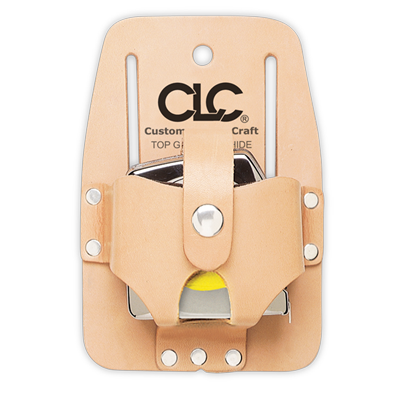 CLC 464 16'-30' Top Grain Measuring Tape Holder
