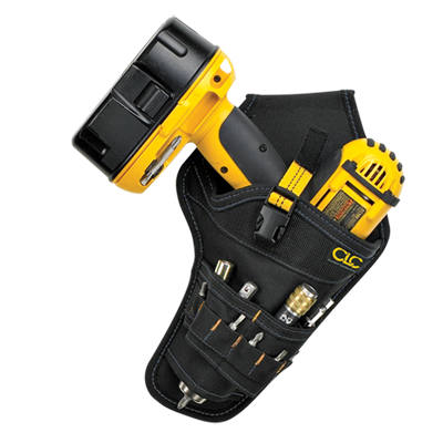 CLC 5023 Deluxe Cordless Poly Drill Holster