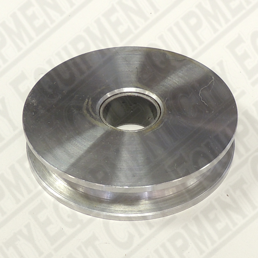 Rotary 1070900M Metal Two Post Sheave | 3.5 Inch OD - Replaced with N377