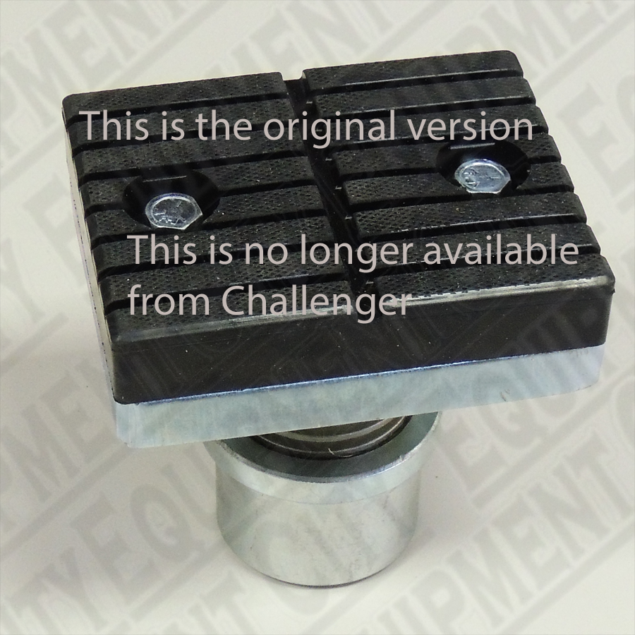 Challenger B12162S-12 FOOT PAD ASS'Y, MDL 12000/CS12 - Replaces the obsolete B12062-12