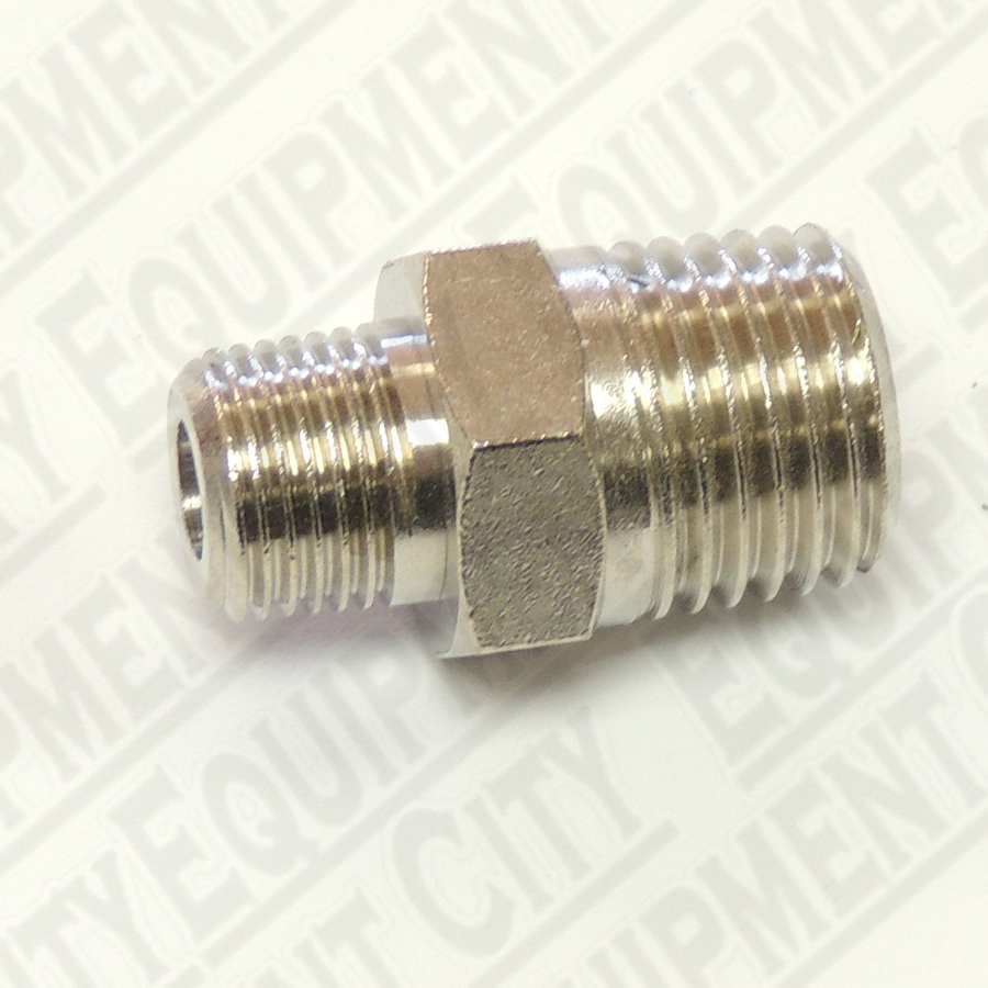 Corghi 3-00135 1/4 Male x 1/8 Male Reducer Replaces 900418252