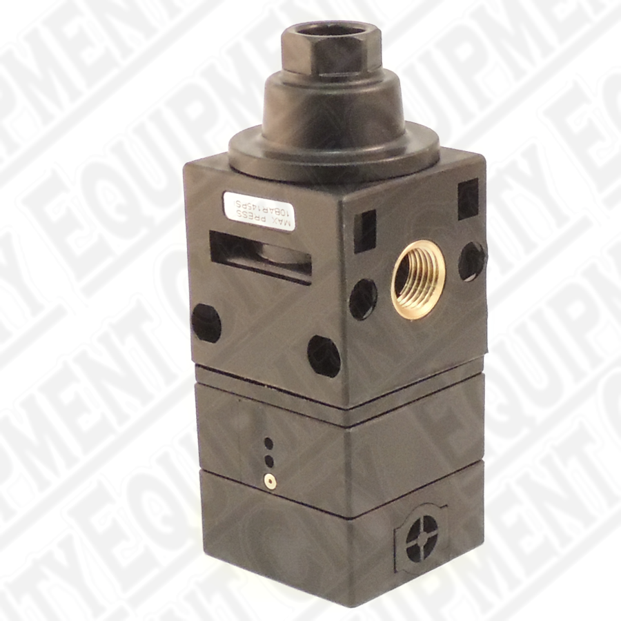 3-00389  Corghi QUICK INFLATING VALVE G1 4 - Same as 9003-00432 and replaces RP6-3426