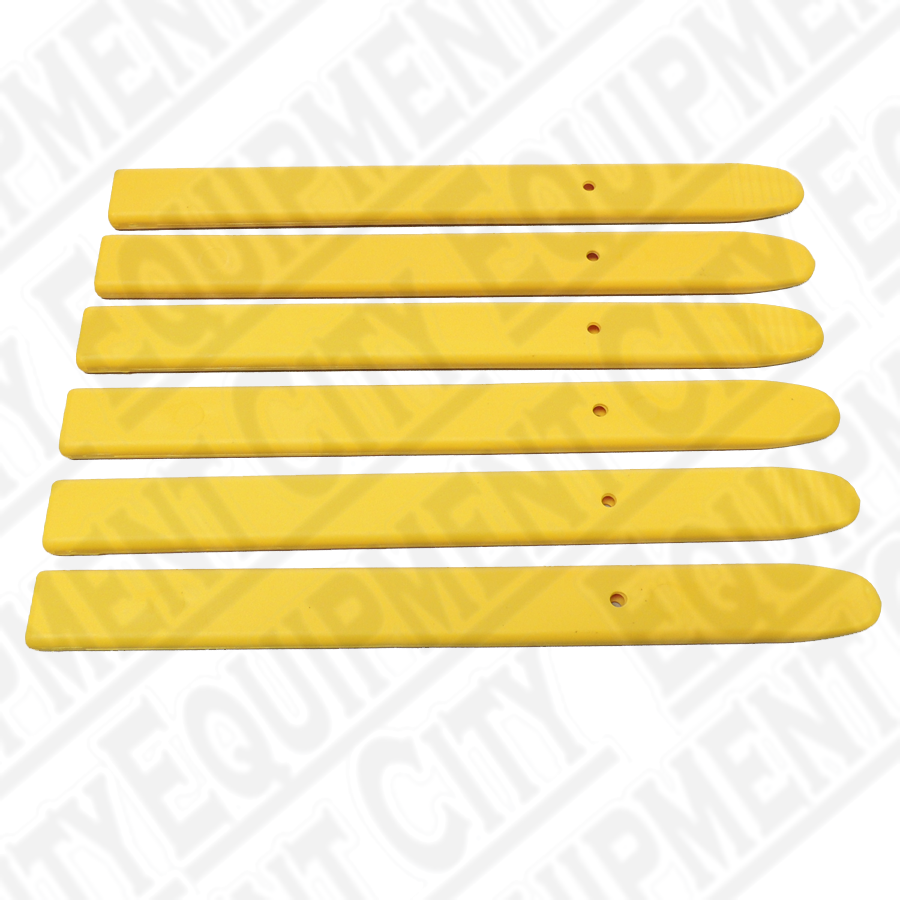8-11100104 Corghi Bead Lever Plastic Protector 6 ct   Replaces 801246241