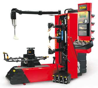Corghi MasterCode Fully Automatic Passenger Tire Changer Elect. Only