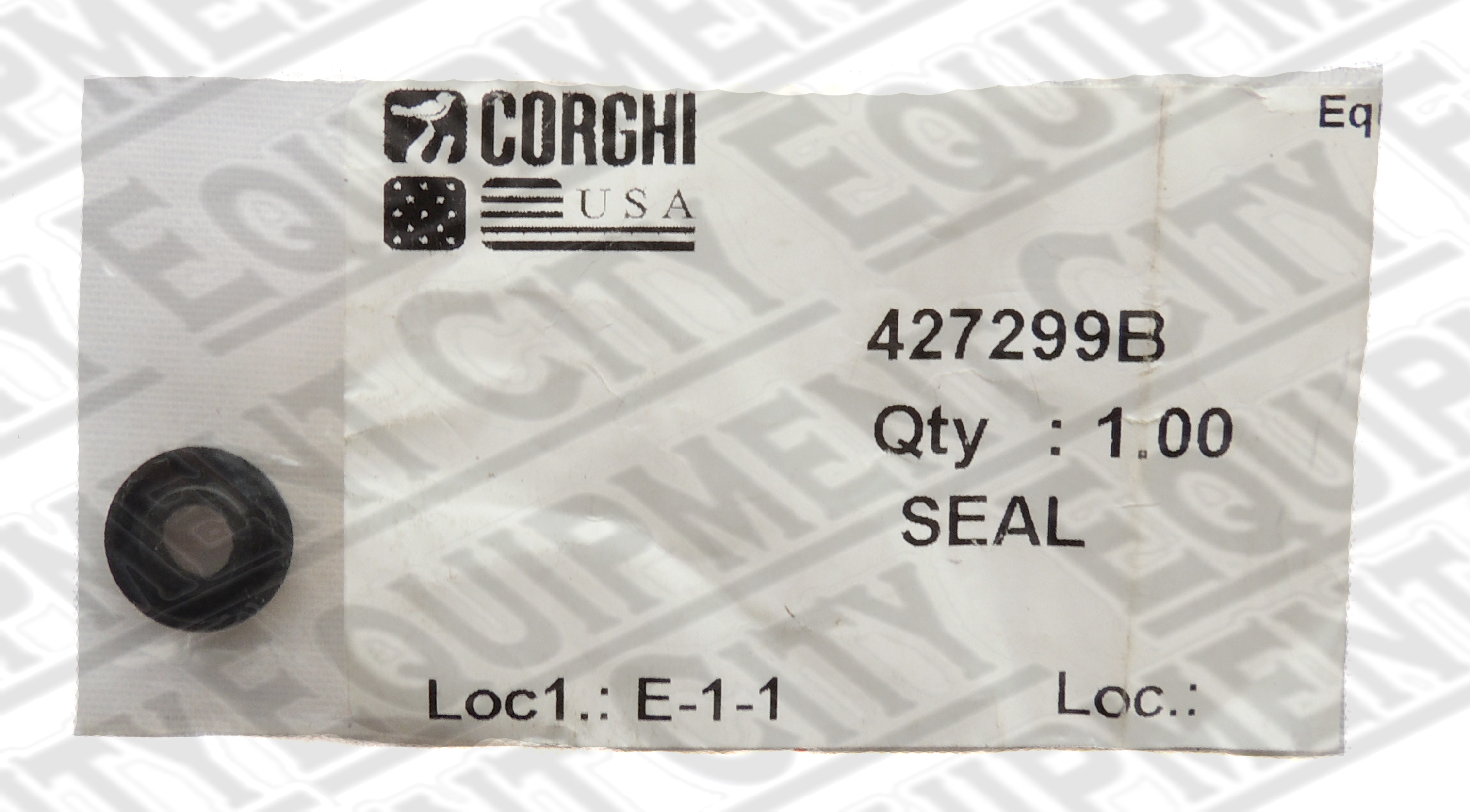 427299B Corghi SEAL Replaces 900427299
