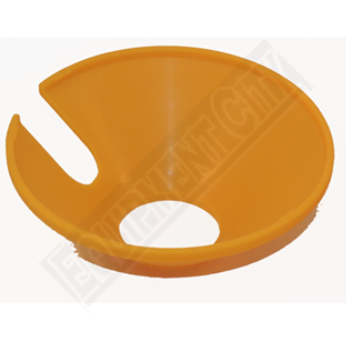 4-103232A  Corghi Yellow Plastic Cone Cover - 9004-103232
