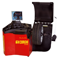 EM7480 Passenger Tire Balancer 110V Standard