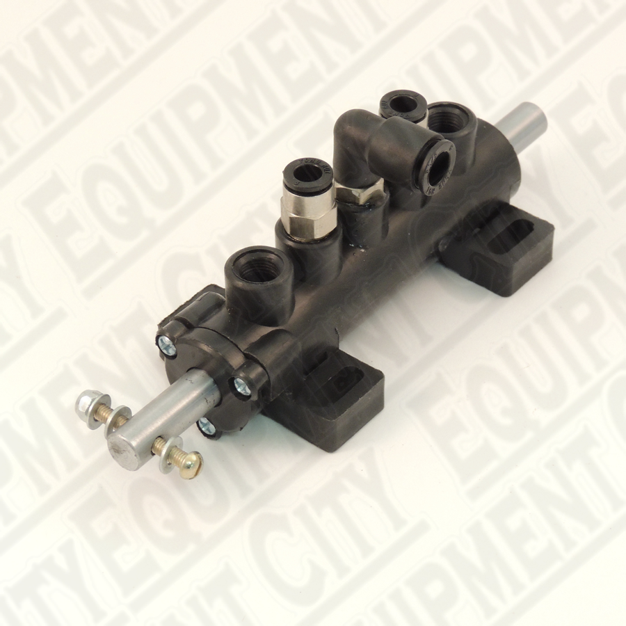 9003-02311  Corghi Pedal Valve for Table Clamp (RUBIN. AUTOCENTRANTE 810 800IT) Silverline @120 Tire Changer