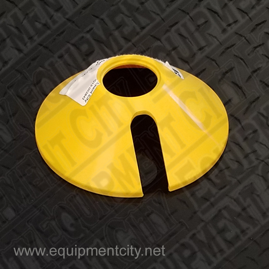 Corghi 4-135006 Large Yellow Cone Cover
