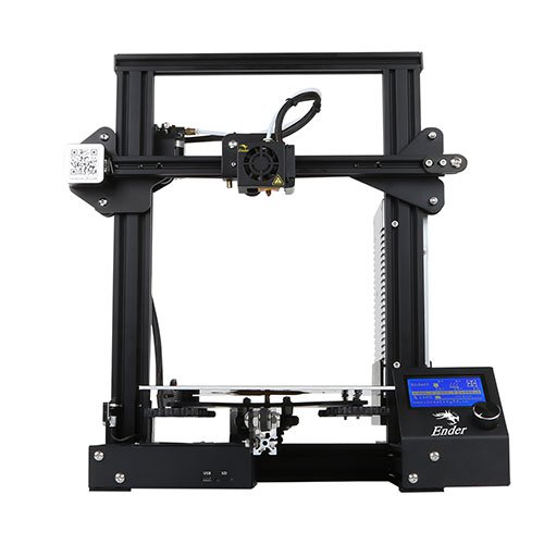 Creality Ender 3 3D Printer with Professional Setup