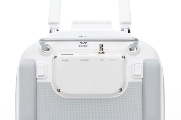 DJI LIGHTBRIDGE 2  PART1 White Ground Unit