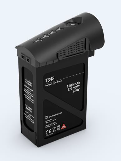 Inspire 1 PART 81 TB48 Battery (Black)