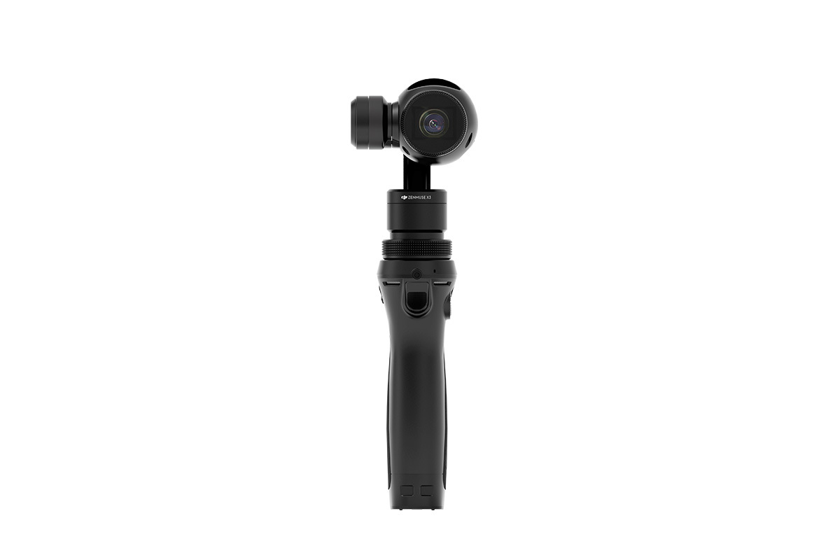 DJI Osmo - Shake-Free Stability In Your Hand