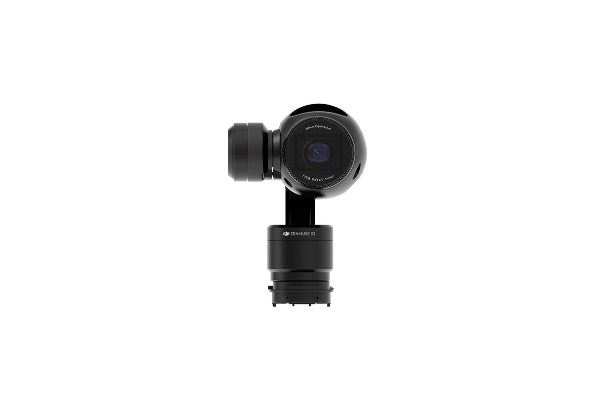DJI OSMO PART 25 Gimbal and Camera