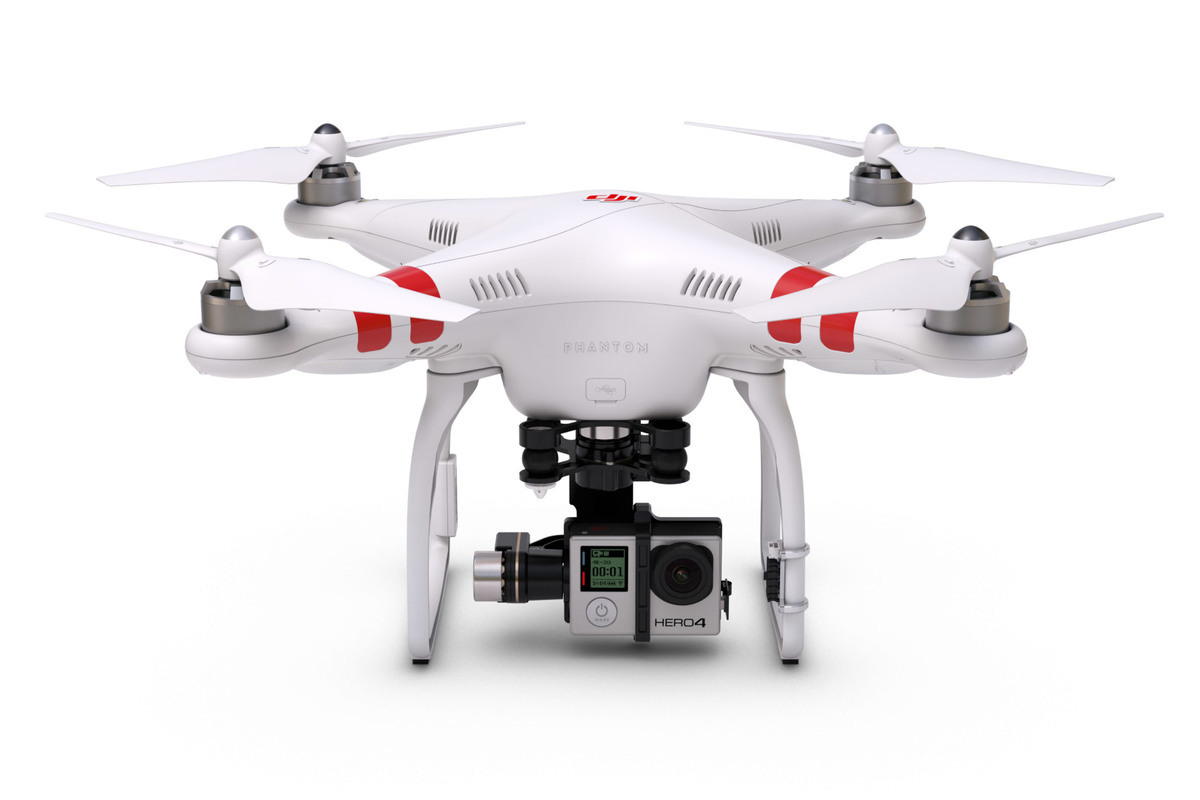 DJI H4-3D for Phantom 2