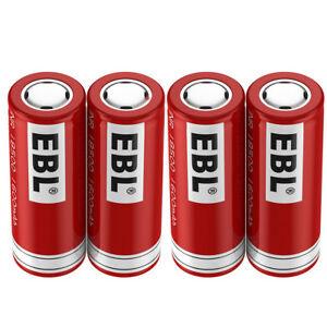 EBL 18500 Li-Ion Battery