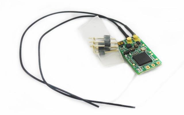 FrSky-XM Plus (Mini Sbus Non-Telemetry Full Range)