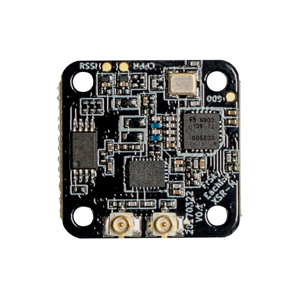 FrSky XSR-M D16 Telemetry Receiver 20mm X 20mm 16 Channel SBUS and CPPM Output