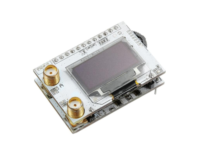 Eachine PRO58 RX Diversity 40CH 5.8G OLED SCAN VRX FPV Receiver for FatShark Goggles - RP-SMA Female
