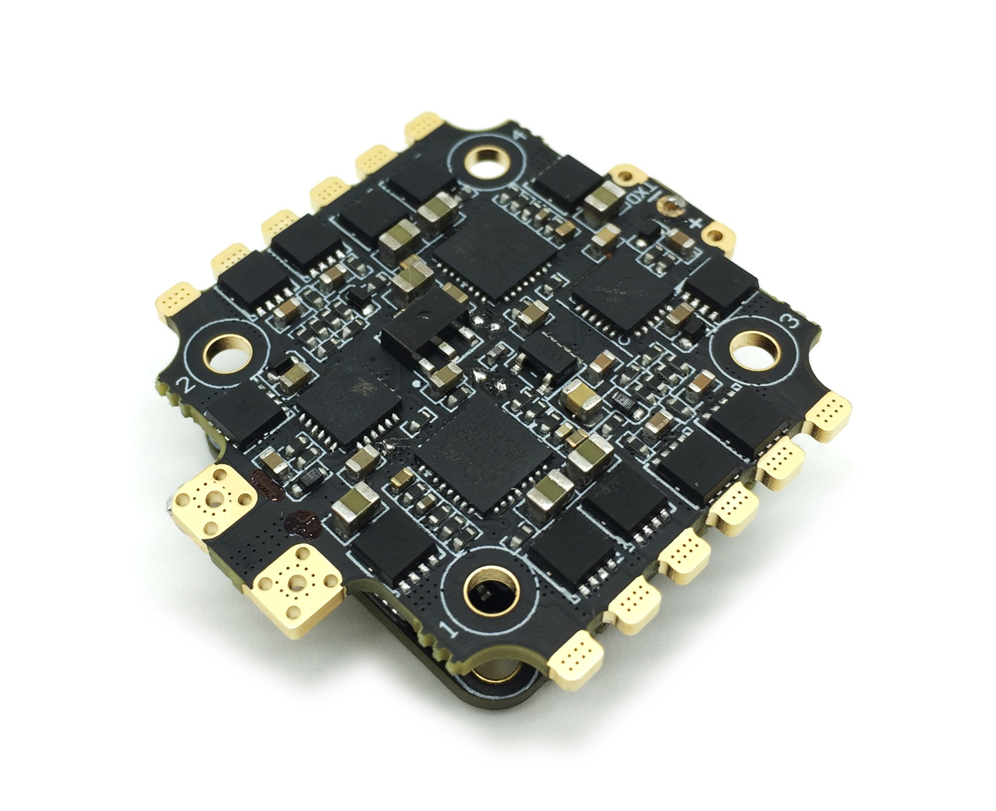 HGLRC DINOSHOT 40AMP 3-5S BLHELI32 4IN1 ESC DSHOT1200 FOR XJB F440