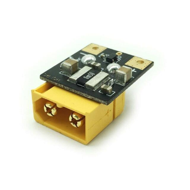 HGLRC Amass XT60 6S Current Sensor 120A Detection Module for RC FPV Racing Drone