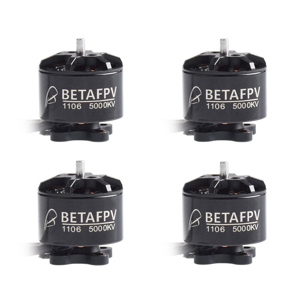 BETAFPV 1106 5000KV Brushless Motors (4pcs)