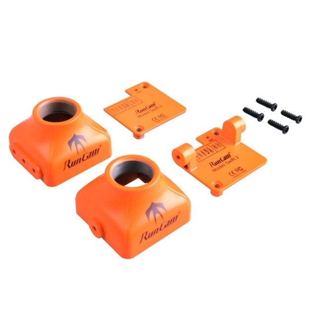 Case for RunCam Eagle 2 - Orange