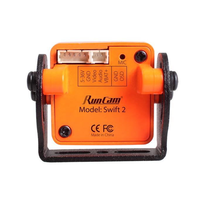 Runcam Swift 2 FPV Camera with 2.3mm Lens