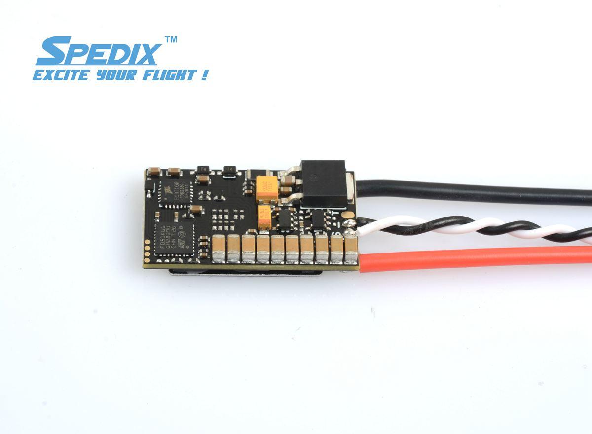 Spedix GS35 35A 2-6S 32BIT Dshot 1200 ESC