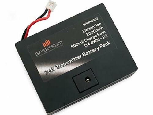 Spektrum 2000mAh TXBattery DXe,6e,6G2 3, 7 8G2