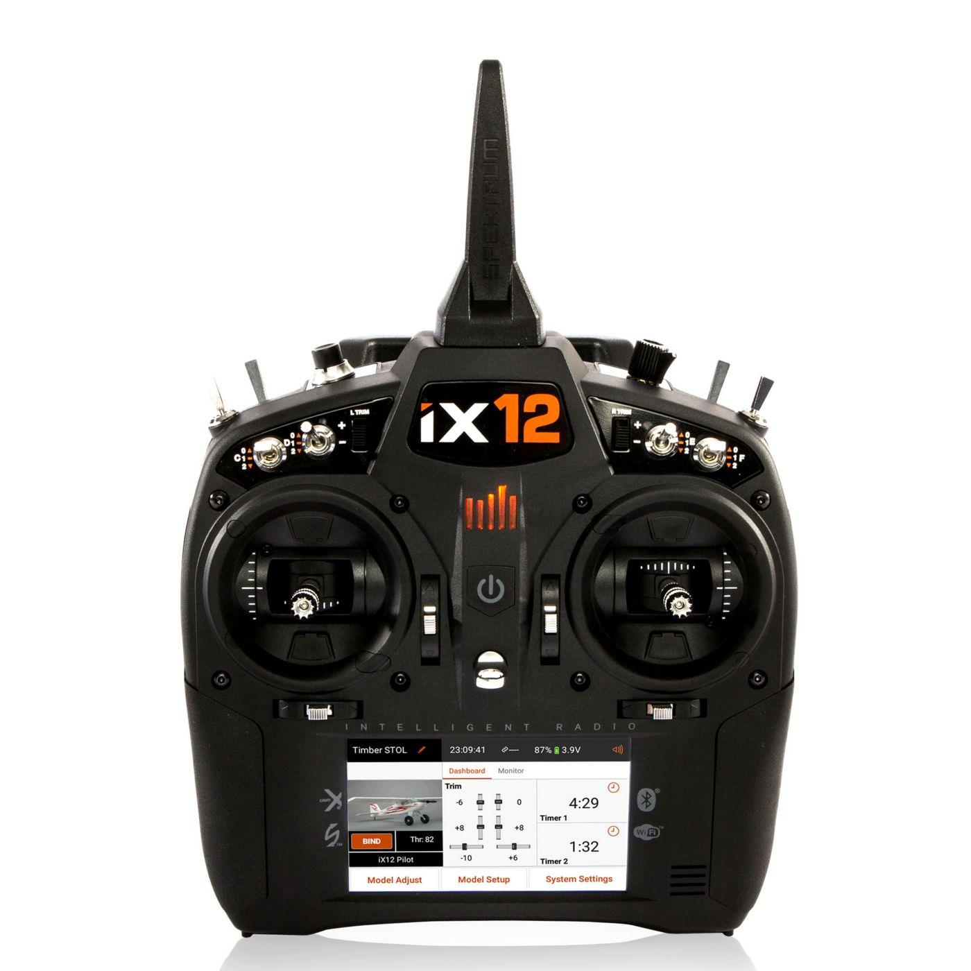 Spektrum iX12 12-Channel DSMX Transmitter Only (SPMR12000)
