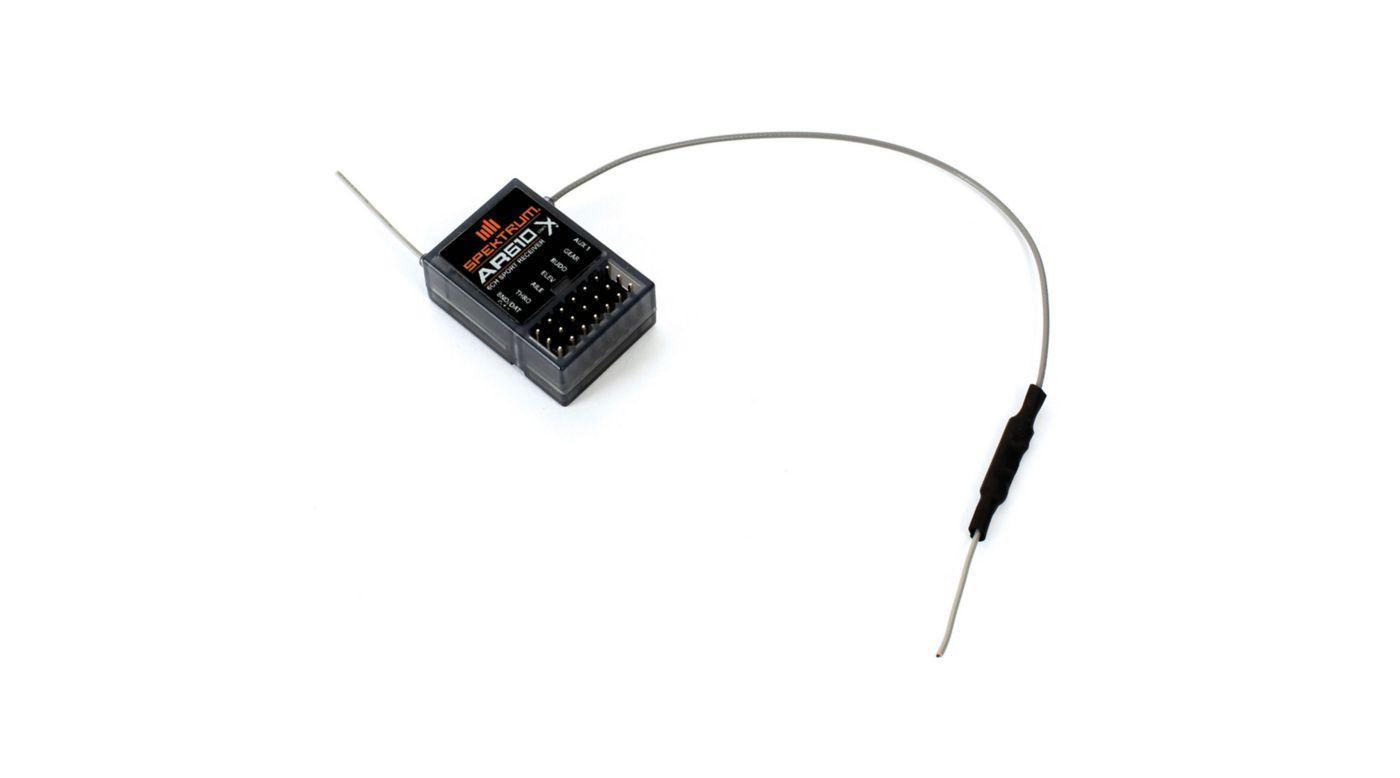 Spektrum AR610 DSMX 6CH Receiver