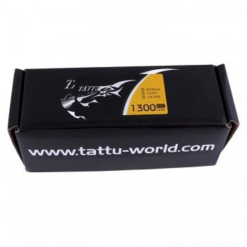 Tattu 1300mAh 4S 45C 14.8V Lipo Battery Pack with XT60 plug | TA-45C-1300-4S1P-XT60